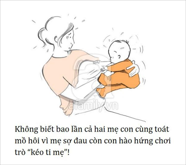 Nhật ký trần trụi về việc làm mẹ 10
