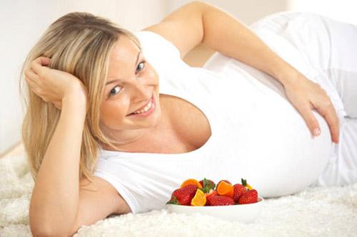 Thực phẩm giúp mẹ bầu hết ốm nghén