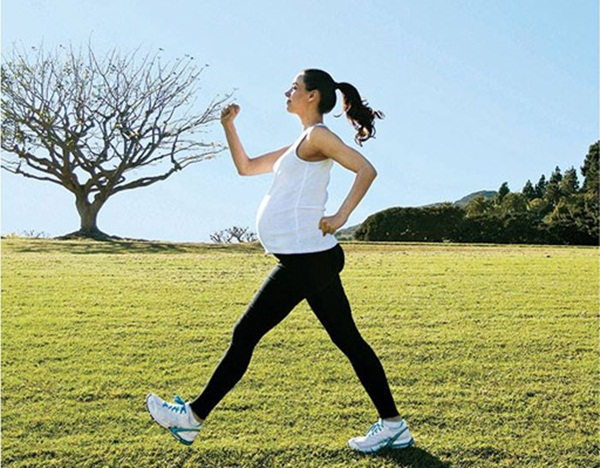 Tập thể dục khi mang thai 3