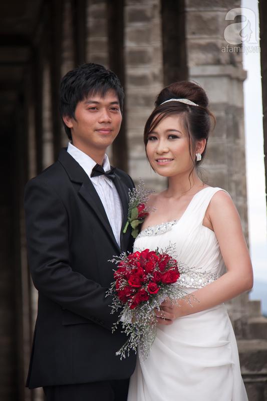 bộ ảnh cưới nhí nhảnh