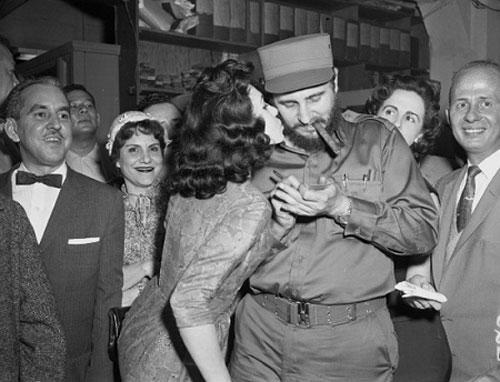 Chuyện tình kỳ lạ của chủ tịch Cu Ba Fidel Castro và Lorenz 2