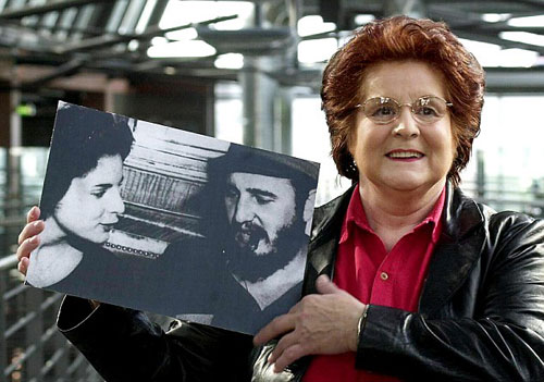 Chuyện tình kỳ lạ của chủ tịch Cu Ba Fidel Castro và Lorenz 5
