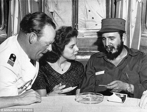 Chuyện tình kỳ lạ của chủ tịch Cu Ba Fidel Castro và Lorenz 1