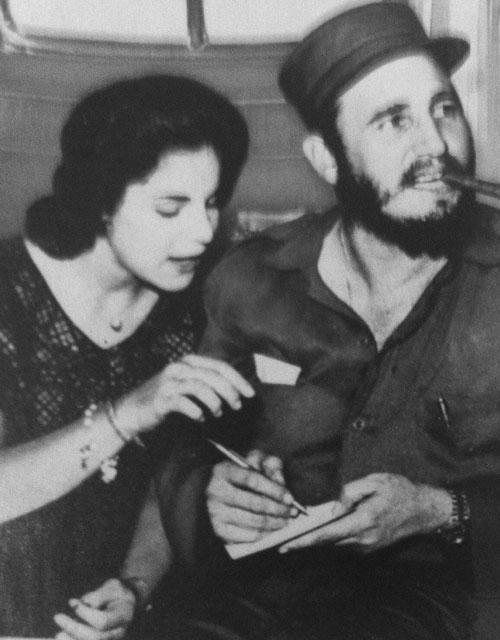 Chuyện tình kỳ lạ của chủ tịch Cu Ba Fidel Castro và Lorenz 3