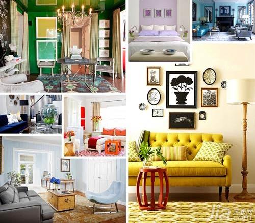 Ngắm những gam màu được ưa chuộng nhất trong trang trí nhà 1