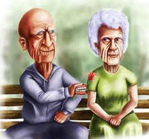 Tình yêu đích thực của... gái già 1