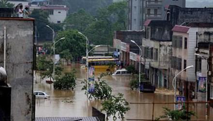 Mưa bão lớn khiến 22 người thiệt mạng, 7 người mất tích 3