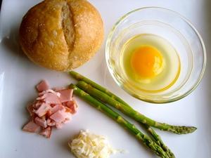 Làm bánh mỳ trứng ngon như nhà hàng 5 sao! 1