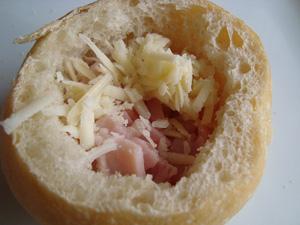 Làm bánh mỳ trứng ngon như nhà hàng 5 sao! 3