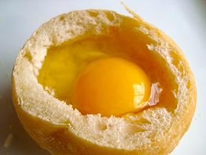 Làm bánh mỳ trứng ngon như nhà hàng 5 sao! 4