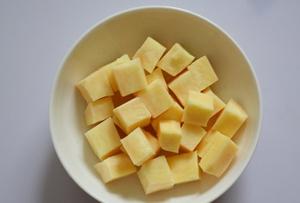 15 phút làm khoai tây bọc đường ngon tuyệt 1