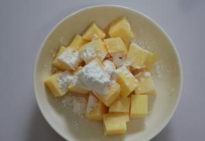 15 phút làm khoai tây bọc đường ngon tuyệt 2