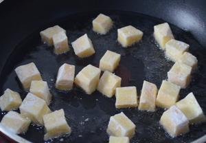 15 phút làm khoai tây bọc đường ngon tuyệt 3