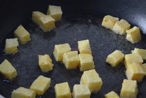 15 phút làm khoai tây bọc đường ngon tuyệt 4