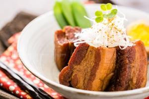 Thịt kho trứng phong cách Nhật mềm thơm tuyệt đỉnh 13