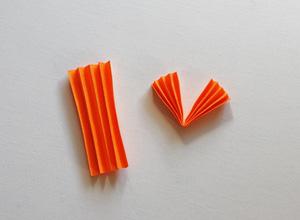 Mặt dây chuyền Origami đơn giản mà ấn tượng 4
