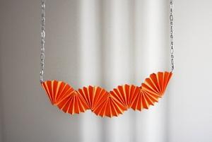 Mặt dây chuyền Origami đơn giản mà ấn tượng 6