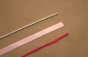 Tự làm vòng đeo tay chuỗi ngọc dễ thương 3