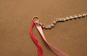 Tự làm vòng đeo tay chuỗi ngọc dễ thương 5
