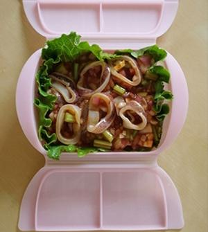 Món ngon cuối tuần: Mực hấp kiểu Thái    8