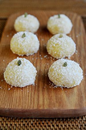 Bánh nếp dừa làm dễ ăn ngon 15