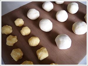 Bánh nếp dừa làm dễ ăn ngon 9