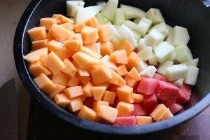 Salad hoa quả làm nhanh ăn ngon 3