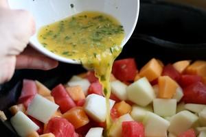 Salad hoa quả làm nhanh ăn ngon 5