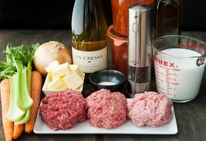 Cách nấu xốt bò băm kiểu Ý cực chuẩn 2