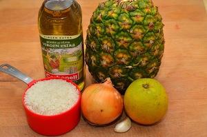 Cơm chay kiểu Thái cho ngày rằm thanh tịnh 2