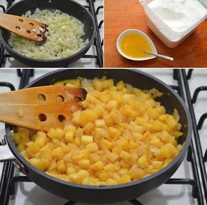 Cơm chay kiểu Thái cho ngày rằm thanh tịnh 5