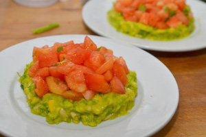 10 phút làm salad 3 tầng vừa đẹp vừa ngon 5