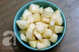Bí quyết làm hoa quả dầm ngon như ngoài hàng! 5