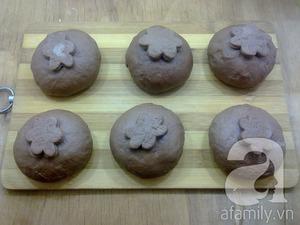 Cuối tuần vào bếp làm bánh mỳ cafe thơm lừng hấp dẫn 11