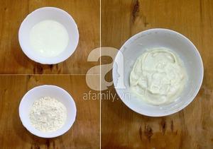 Cuối tuần vào bếp làm bánh mỳ cafe thơm lừng hấp dẫn 3