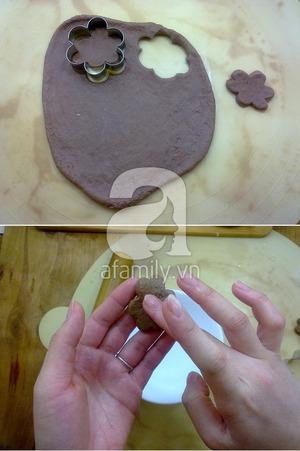 Cuối tuần vào bếp làm bánh mỳ cafe thơm lừng hấp dẫn 10