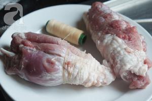 Cách dễ dàng làm thịt hun khói đón Tết 4