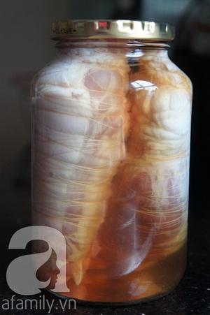Cách dễ dàng làm thịt hun khói đón Tết 5