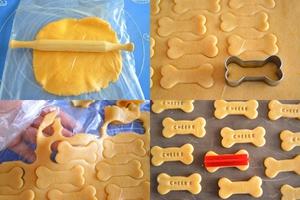 Bánh quy phô mai thơm ngon giòn rụm 5