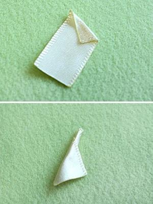 Cách làm thiệp hoa ruy-băng đơn giản mà đẹp 2