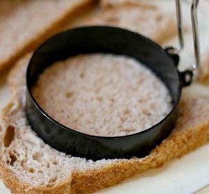 Bữa sáng ngon miệng với bánh mì trứng kiểu mới 1