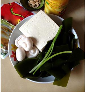 Canh đậu hũ rong biển mát lành ngon cơm 2
