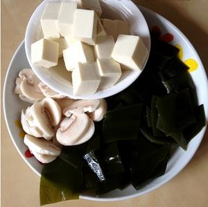 Canh đậu hũ rong biển mát lành ngon cơm 3