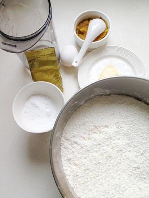 Làm bánh mỳ hình củ khoai lạ mắt 2