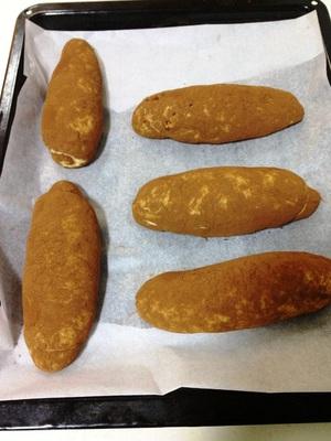 Làm bánh mỳ hình củ khoai lạ mắt 7