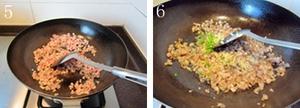 Cách làm bánh tiêu kẹp thịt cực ngon 4