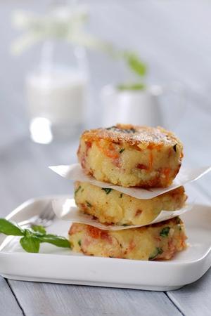 Bánh khoai tây chiên thơm phức cho bữa sáng 11