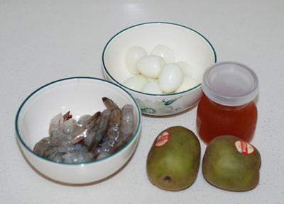 Tôm rim trứng cút cả nhà ngon cơm 3