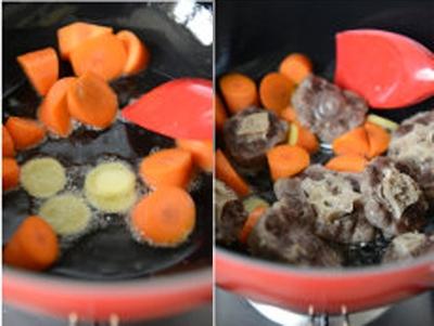 Món ngon cuối tuần: Đuôi bò hầm cà chua 10