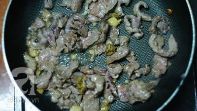 Cách làm phở xào thịt bò dễ mà cực ngon 15